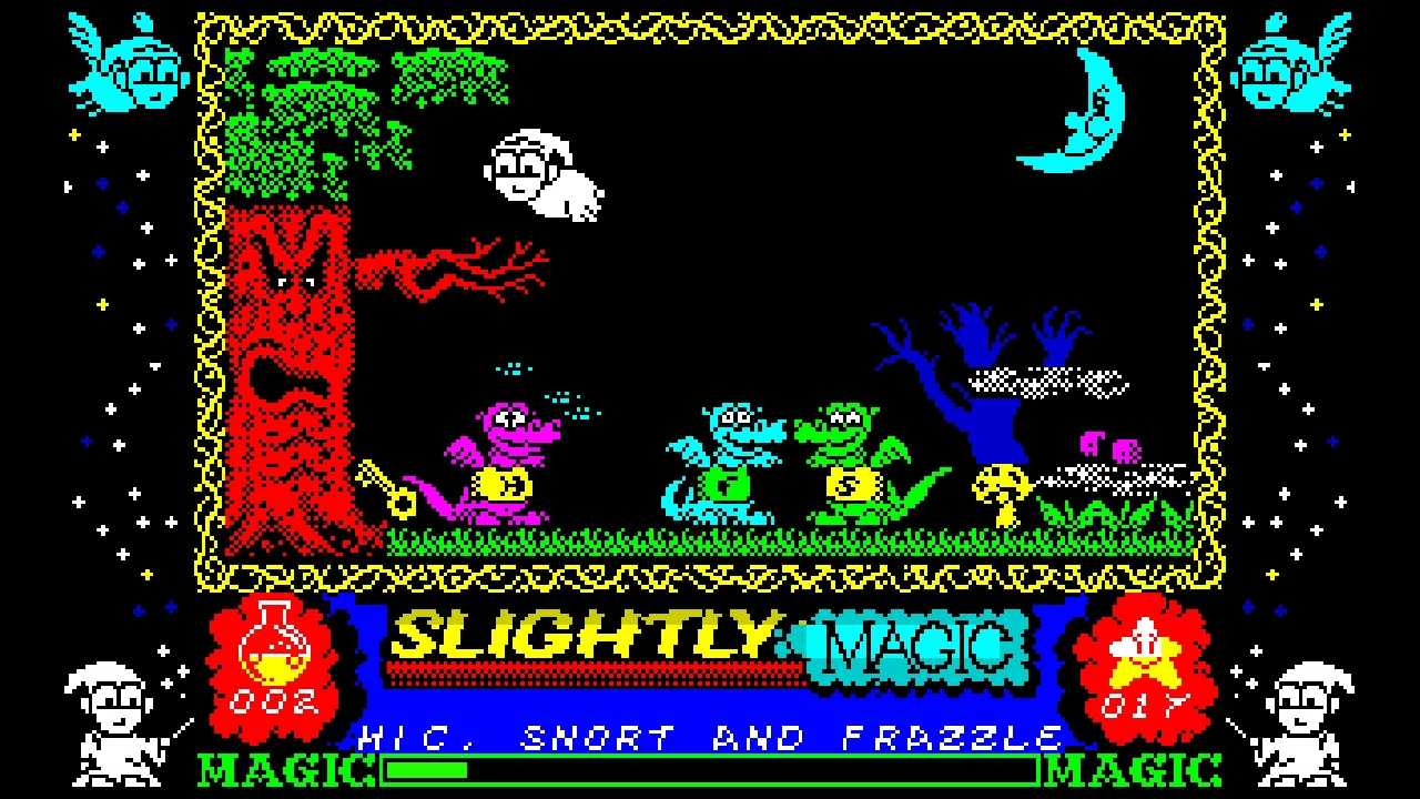 Slightly Magic screenshot