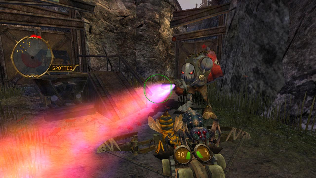 Oddworld: Stranger's Wrath screenshot