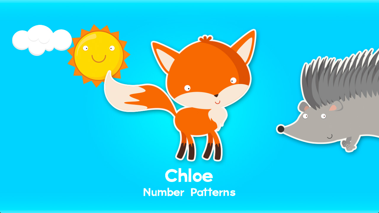 123 Animal Second Grade Math Games for Kids screenshot