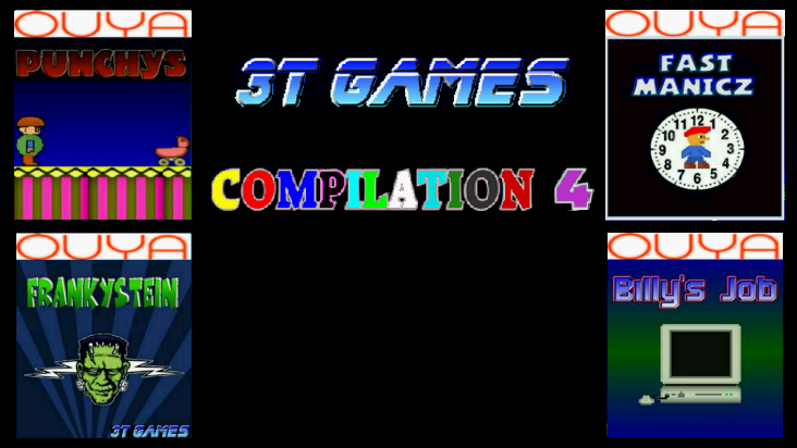 3T Games Compilation 4