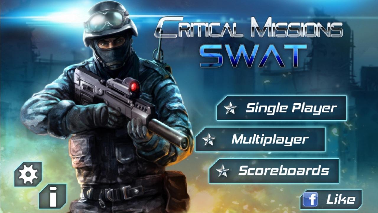 Critical Missions: SWAT Free screenshot