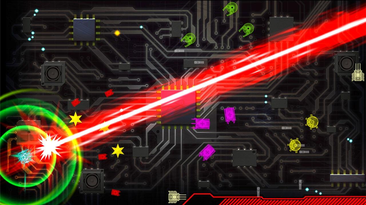 DubWars screenshot