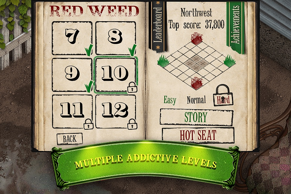 Red Weed screenshot
