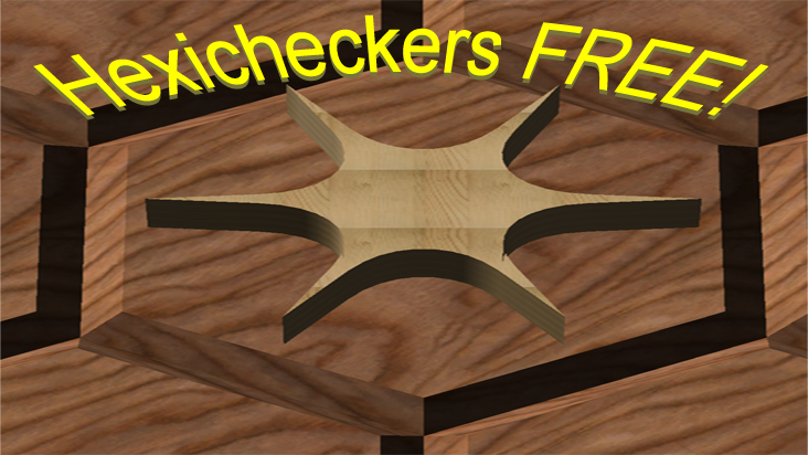 Hexicheckers Free