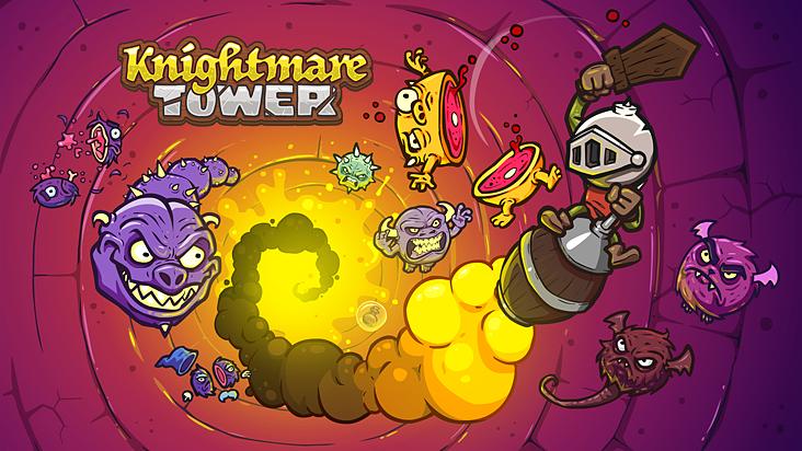 Knightmare Tower: OUYA Edition