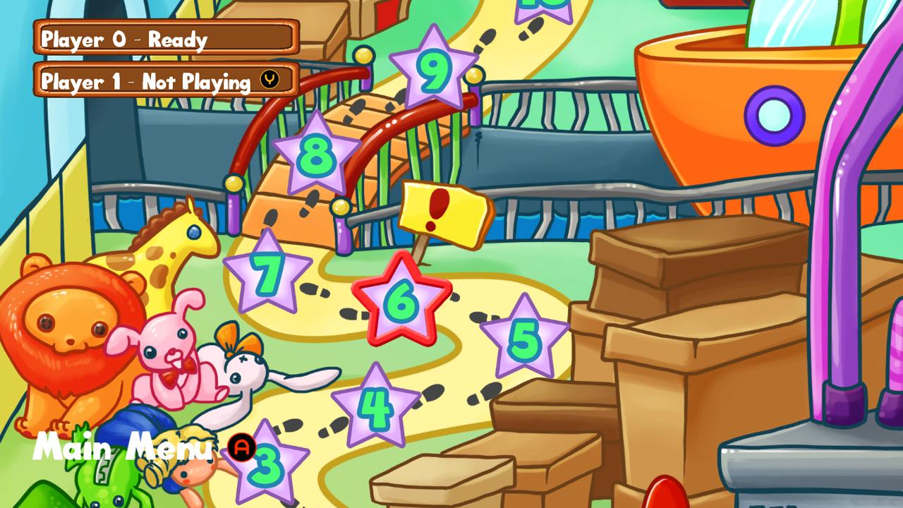 Tina's Toy Factory screenshot
