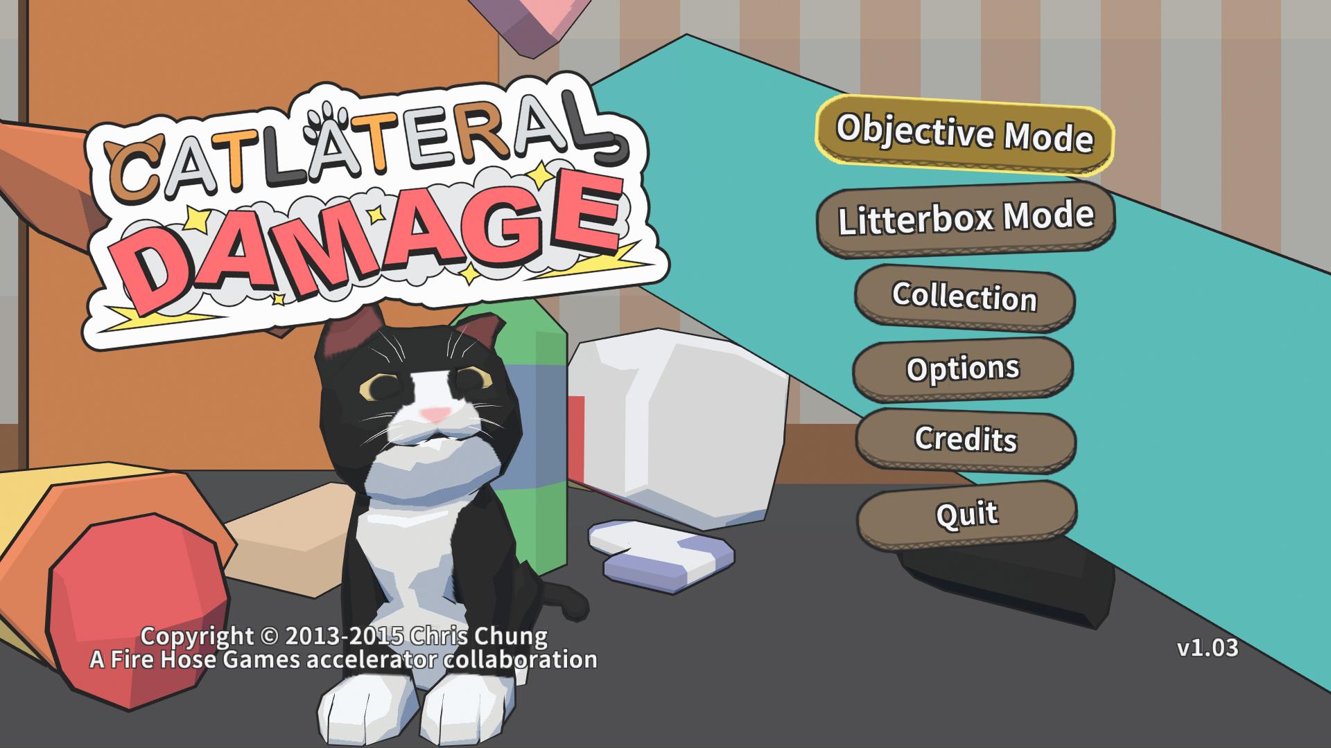 Catlateral Damage screenshot