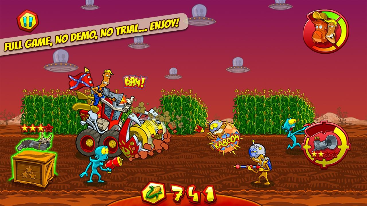 Farm Invasion USA screenshot